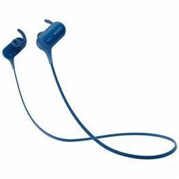 便利雑貨 MDR-XB50BSLZ Bluetooth搭載ダイナミック密閉型カナルイヤホン(ブルー)