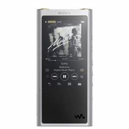 便利雑貨 ハイレゾ音源対応デジタルオーディオプレーヤー ウォークマン WALKMAN ZXシリーズ (シルバー/64GB) NW-ZX300-S