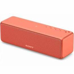 トレンド 雑貨 おしゃれ ハイレゾ音源対応 ワイヤレスポータブルスピーカー トワイライトレッド SRS-HG10-R