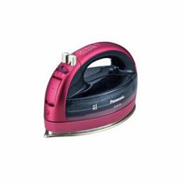 便利雑貨 コードレススチームアイロン 「カルル」 ピンク NI-WL704-P
