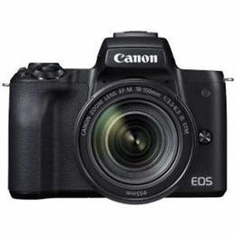 ミラーレス一眼カメラ 「EOS Kiss M」 EF-M18-150 IS STM レンズキット (ブラック) EOSKISSMBK-18150ISSTお得 な全国一律 送料無料 日用品 便利 ユニーク
