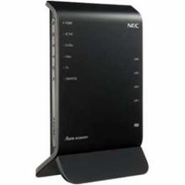 パソコン関連 NEC 11ac対応 1300+600Mbps 無線LANルータ(親機単体) PA-WG1900HP2