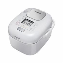 便利雑貨 可変圧力IHジャー炊飯器 (3合炊き) 豊穣ホワイト SR-JW058-W