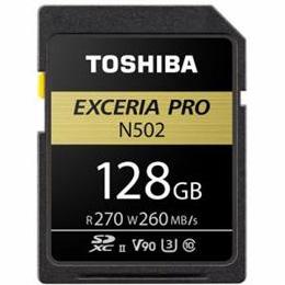 SDHC/SDXCメモリカード 「EXCERIA PRO」 128GB SDXU-D128G人気 商品 送料無料 父の日 日用雑貨