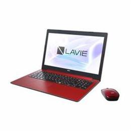 便利雑貨 ノートパソコン LAVIE Note Standard カームレッド PC-NS150KAR