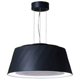 生活関連グッズ LED照明付き換気扇 「クーキレイ」 ブラック C-BE511-BK