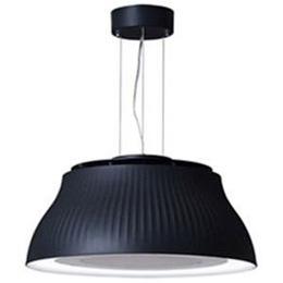 便利雑貨 LED照明付き換気扇 「クーキレイ」 ブラック C-PT511-BK