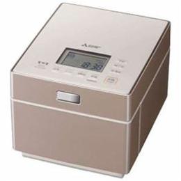 ジャー炊飯器 (5.5合炊き) テンダーロゼ NJ-XS108J-P