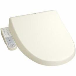 お役立ちグッズ 温水洗浄便座 CLEAN WASH 瞬間式 パステルアイボリー SCS-S301