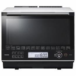 便利雑貨 過熱水蒸気オーブンレンジ 「石窯ドーム」 30L グランホワイト ER-SD3000-W