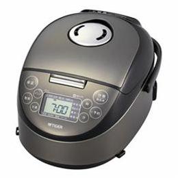 便利雑貨 IH炊飯ジャー 炊きたて 3合炊き サテンブラック JPF-A550K