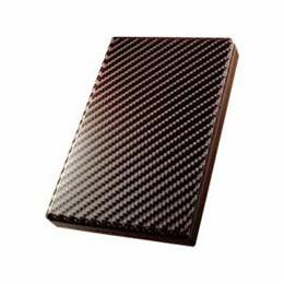 便利雑貨 USB 3.0/2.0対応ポータブルハードディスク「高速カクうす」 1TB ブリックHDPT-UT1BR