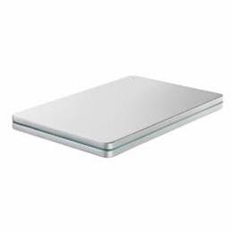便利雑貨 USB 3.0/2.0対応 ポータブルハードディスク「カクうす」 Silver×Green 2TB HDPX-UTS2S