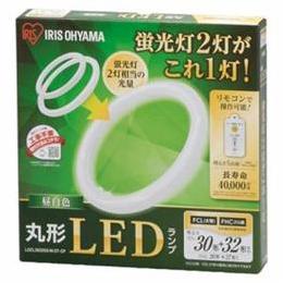 生活関連グッズ 丸形LEDランプ 3032 昼白色 LDCL3032SS/N/27-CP
