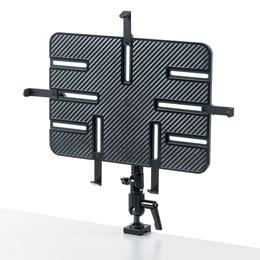 電化製品関連 サンワサプライ 9.7~13インチ対応iPad・タブレット用アーム CR-LATAB26