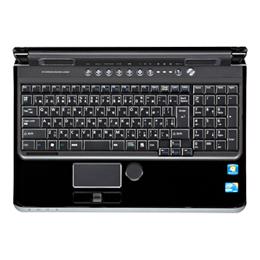 パソコン周辺機器関連 ノート用キーボードカバー(富士通LIFEBOOKAHシリーズ用)