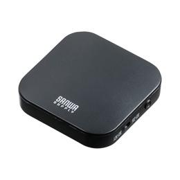 便利雑貨 Bluetoothオーディオトランスミッター&レシーバー MM-BTAD5