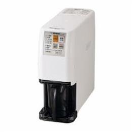 便利雑貨 家庭用無洗米精米機(5合用) 「つきたて風味」 ホワイト BT-AG05-WA