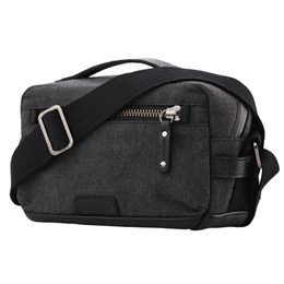 電化製品関連 TENBA Cooper 6 Camera Bag Grey Canvas V637-405