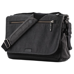 電化製品関連 TENBA Cooper 15 Slim Camera Bag Grey Canvas V637-406