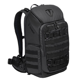 お役立ちグッズ Axis Tactical 20L Backpack Black V637-701
