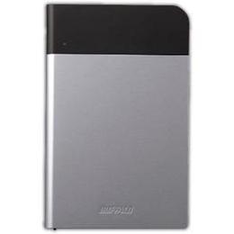 便利雑貨 ICカード対応MILスペック 耐衝撃ボディー防雨防塵ポータブルHDD シルバー 2TB HD-PZN2.0U3-S HD-PZN2.0U3S