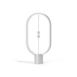 生活関連グッズ ヘンバランスランプ(プラスチック) ホワイト Heng Balance Lamp Ellipse Plastic USB WHITE DH0040WT/HBLEUB