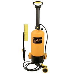 便利雑貨 おそうじ用ポンプ式水圧クリーナー「クリーンマスター」8L 811400