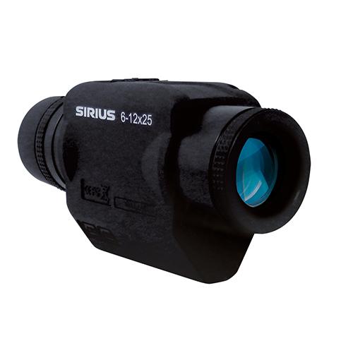 日曜 雑貨 SIRIUS ズーム防振スコープ「シリウス6-12×25」 AIS-1-6-12x25
