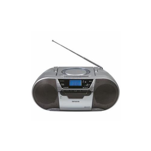 流行 生活 雑貨 アイワ CDラジオカセットレコーダー CSD-MV20B