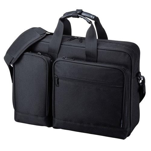 日用品 便利 ユニーク サンワサプライ 3WAYビジネスバッグ BAG-3WAYT2BK
