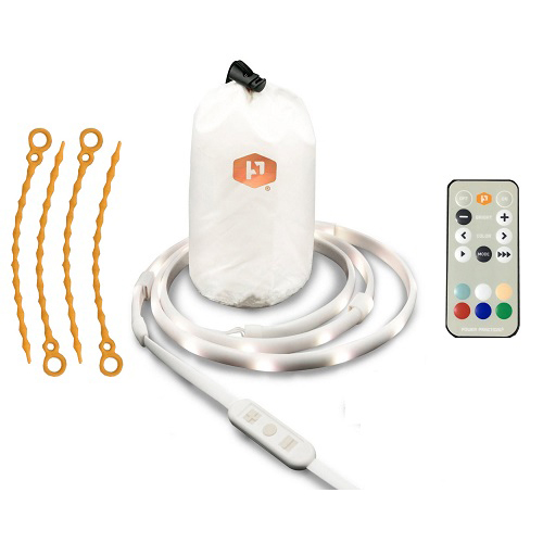 インテリア ライト 照明関連 Power Practical USB接続で使えるロープ型 LEDライト 付与 ルミヌードル 送料無料 人気 15色 LUM30072 カラー 3mタイプ 商品 毎日がバーゲンセール