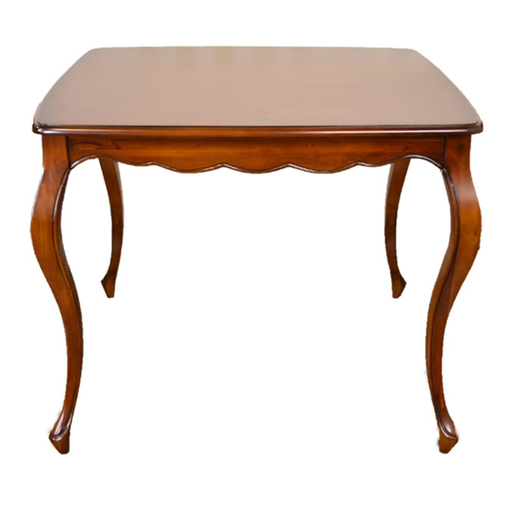 テーブル ブラウン アンティークスタイル ダイニングテーブルBR