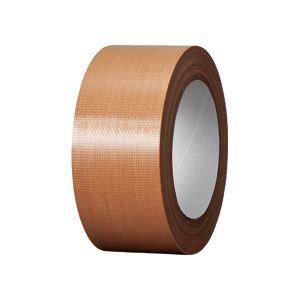 生活日用品 雑貨 (まとめ買い)軽包装用布テープ 50mm×25m 30巻×3箱
