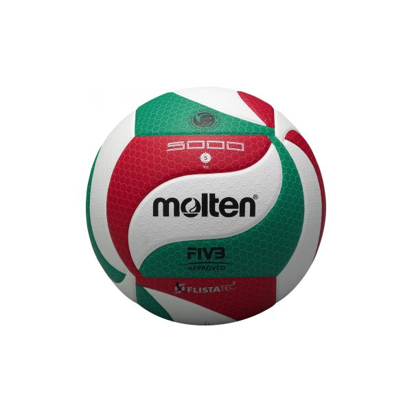スポーツ用品・スポーツウェア molten(モルテン) フリスタテック バレーボール 5号 V5M5000