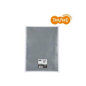 文具・オフィス用品 (まとめ)TANOSEE OPP袋 角2用 フラット 240×332mm 100枚×10パック
