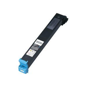 メーカー純正品 エプソン(EPSON) LPC3T14CV 環境推進トナー シアン 14000ページ(A4/5%連続印刷時)