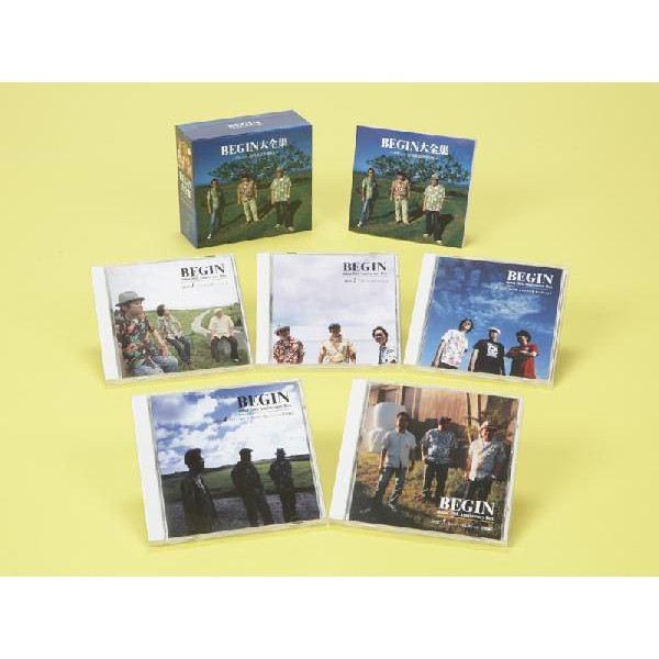 音楽・楽器 BEGIN 大全集 ~デビュー20周年記念BOX~ (CD5枚組)