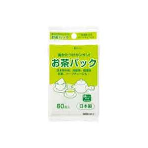 生活用品・インテリア・雑貨 (まとめ買い)アートナップ お茶パック KS-002 60枚入 【×30セット】