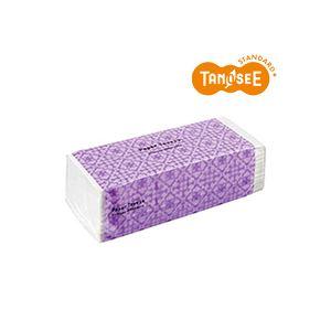 (まとめ)TANOSEE ペーパータオル[エコノミー] 200枚入 40パック×5ケース