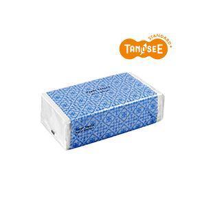 (まとめ)TANOSEE ペーパータオル[レギュラー] 200枚入 30パック×5ケース