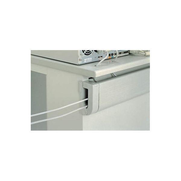 日用品雑貨・文房具・手芸 関連 横配線ダクト ED-10HD