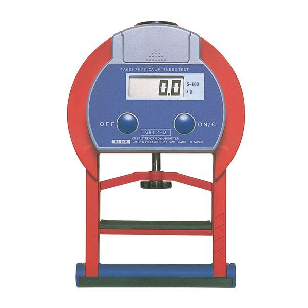 便利 日用雑貨 デジタル握力計グリップD T2177