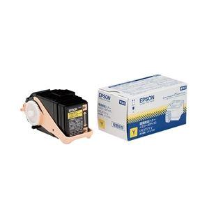 パソコン・周辺機器 エプソン(EPSON) LP-S7100用 環境推進トナー/イエロー/Sサイズ(2000ページ) LPC3T17YV