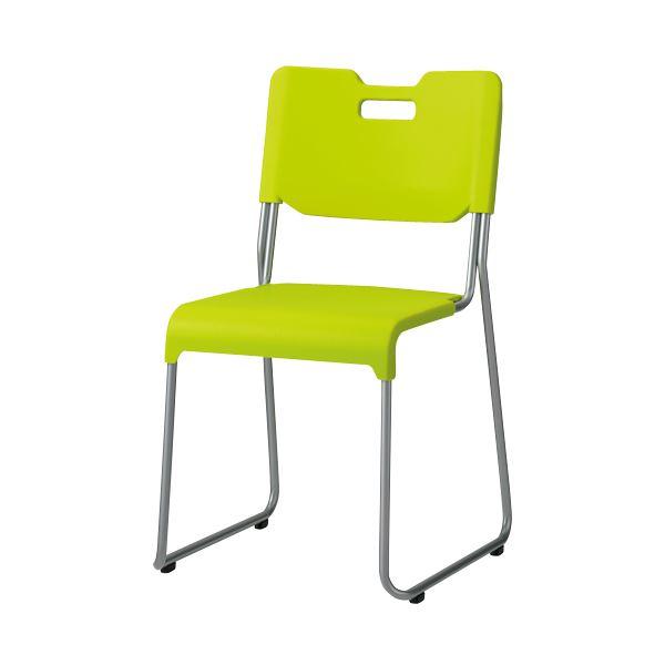 オフィス家具 オフィスチェア 高機能チェア 関連 プラス スクールチェア SC-342 ライトグリーン