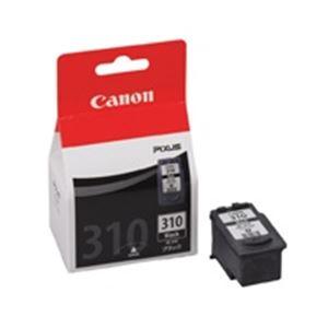 パソコン・周辺機器 PCサプライ・消耗品 インクカートリッジ 関連 (まとめ買い)キャノン Canon インクカートリッジ BC-310 黒 【×3セット】