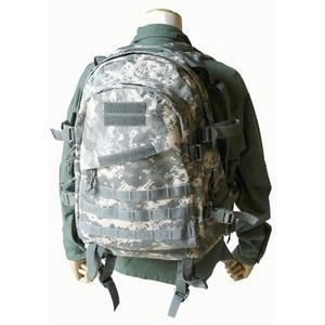 ミリタリー 防水布使用アメリカ軍A-3モール対応リュックレプリカ ACU