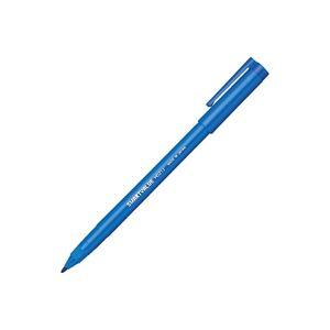 文具・オフィス用品 (まとめ買い)ジョインテックス 水性サインペン 青10本 H021J-BL-10P 【×10セット】