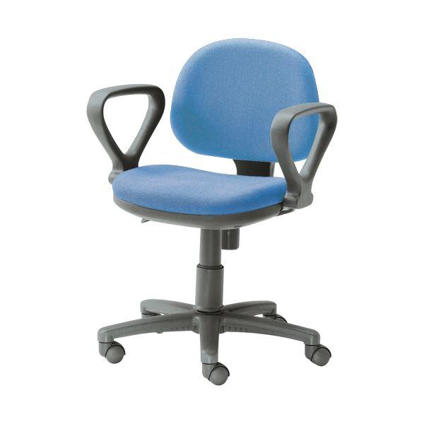 オフィス家具 オフィスチェア 高機能チェア 関連 生活用品・インテリア・雑貨関連商品 ジョインテックス 事務イス(オフィスチェア/OAチェア) FT-3NA ブルー 肘付き
