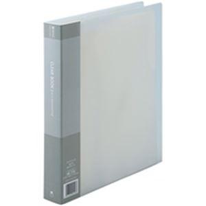 ファイル・バインダー クリアケース・クリアファイル 関連 生活日用品 雑貨 クリアーブック60P A4S透明10冊 D049J-10CL